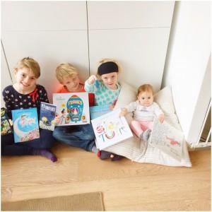 boekjes gekozen kinderboekenweek 15