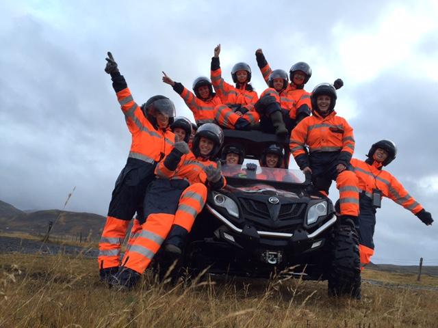 buggy tour ijsland