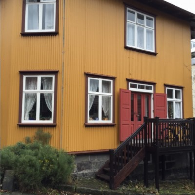huis ijsland