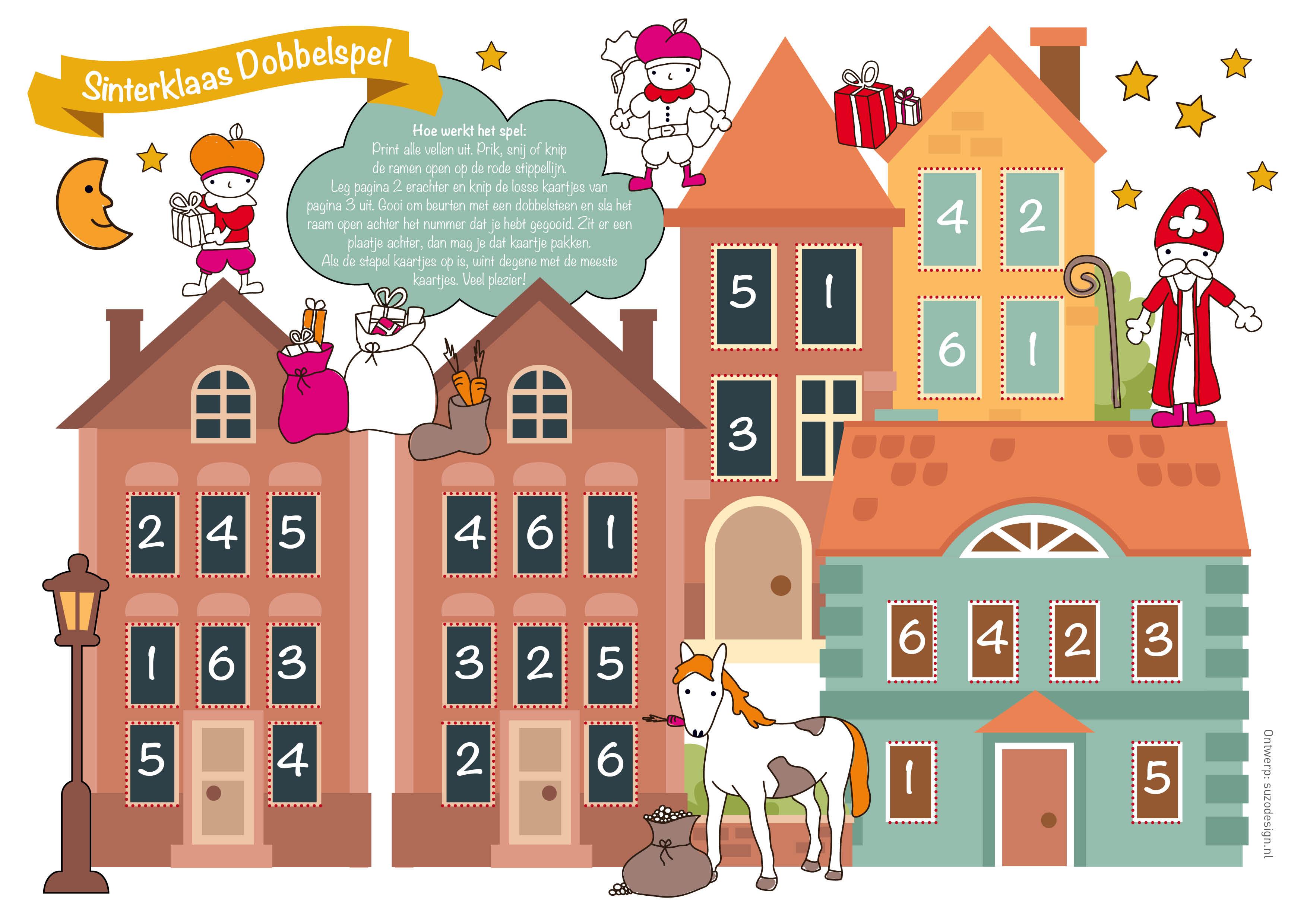 Gratis Printable Sinterklaasspel Voor Kinderen Hip Amp Hot