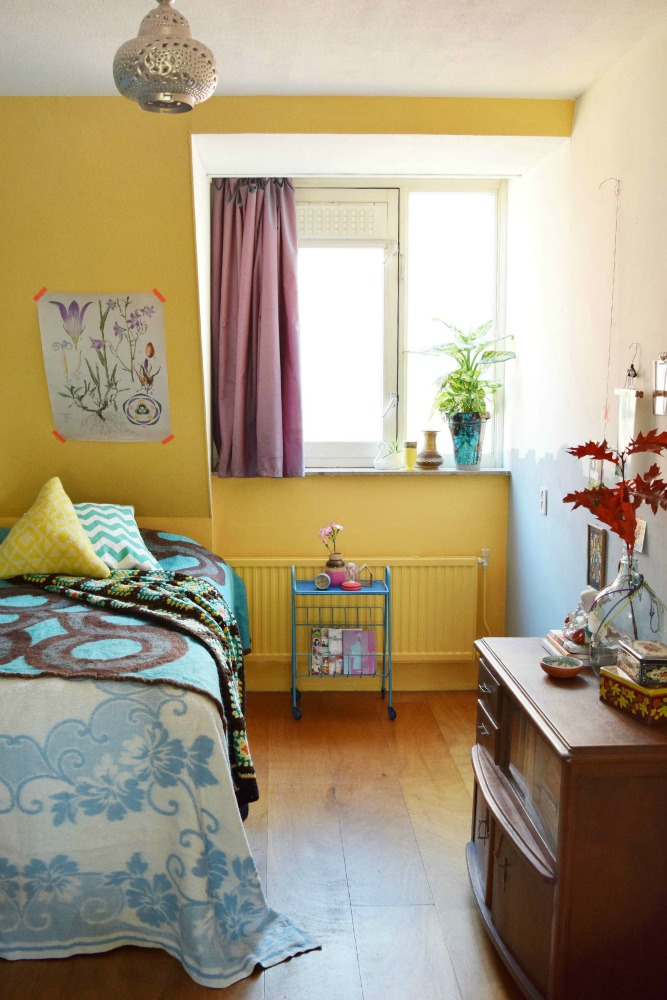 slaapkamer hipaholic