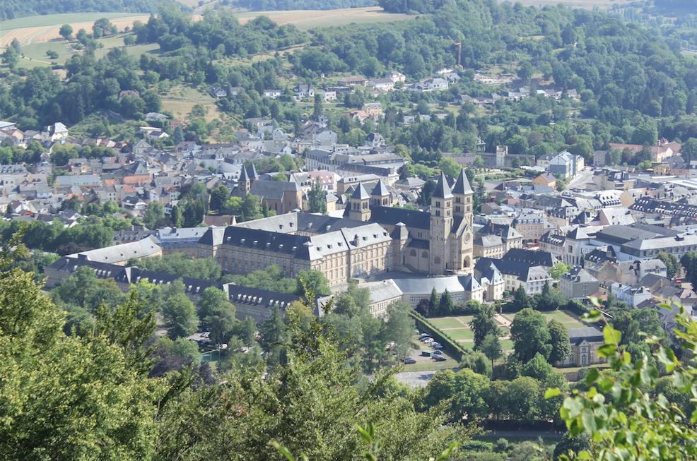 Basiliek in Echternach