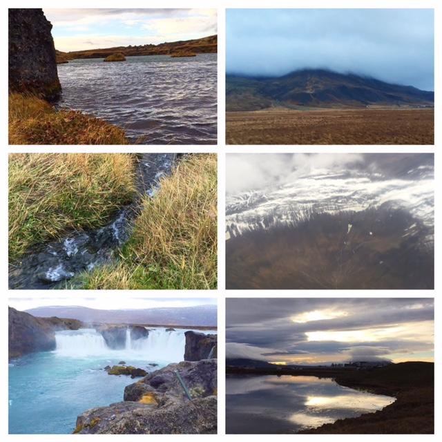 IJslandse landschappen