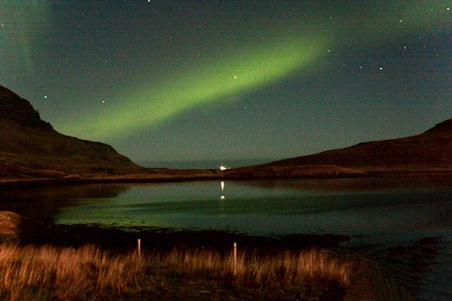 noorderlicht aurora borealis ijsland okt 2019 snaelfelssness