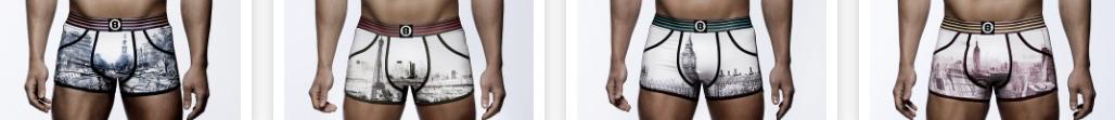 bolas skyline underwear