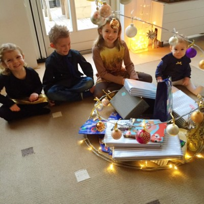 cadeautjes onder de boom kerst 2015