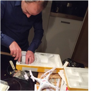 drone maik