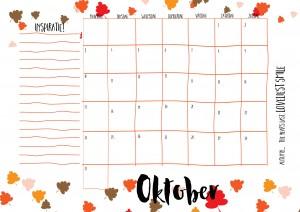 kalender 201610