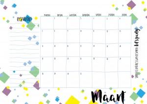 kalender 20163