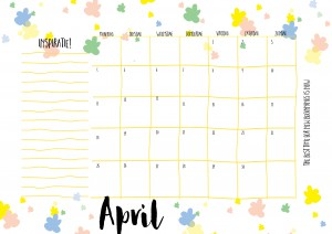 kalender 20164
