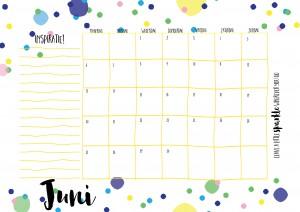 kalender 20166