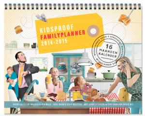 kidsproof familyplanner