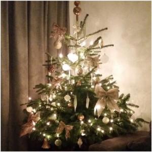 sfeervol kerstboom