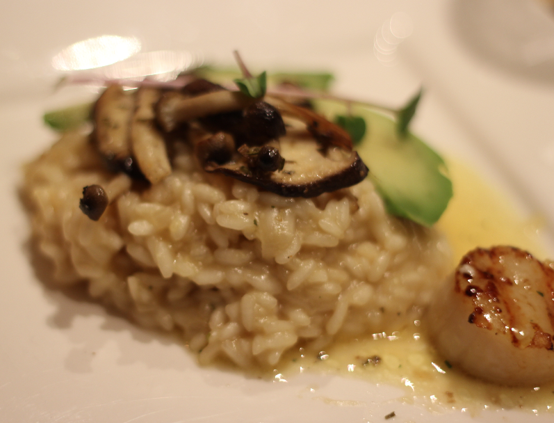 Directly risotto
