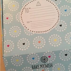 bake my wish