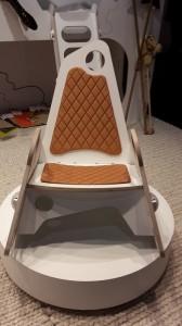 Sjors Rocks schommelstoel