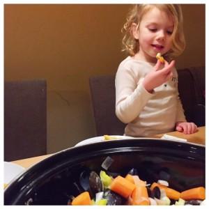lenthe eet mosselen