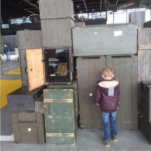 militairmuseum kisten