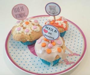 cupcakes koningsdag