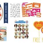 7 gratis Koningsdag printables die jouw kind geweldig vindt