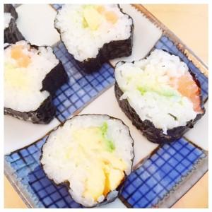 sushi zondag