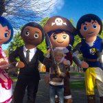 Het jaar van de P's van Playmobil