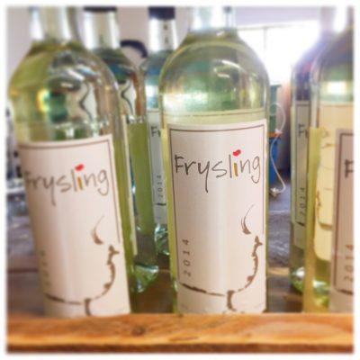 frysling wijn