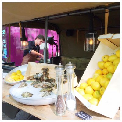oesters rollende keukens den haag