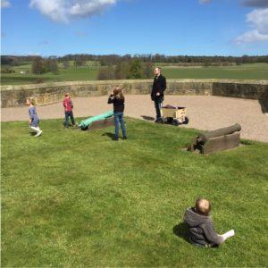 uitzicht alnwick castle