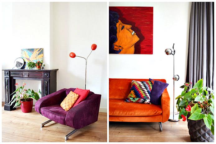 linda huiskamer collage