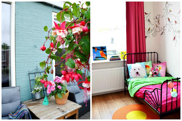 linda kinder slaapkamer balkon