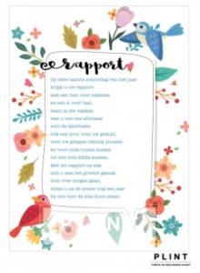 poezieposter linda vogelensang