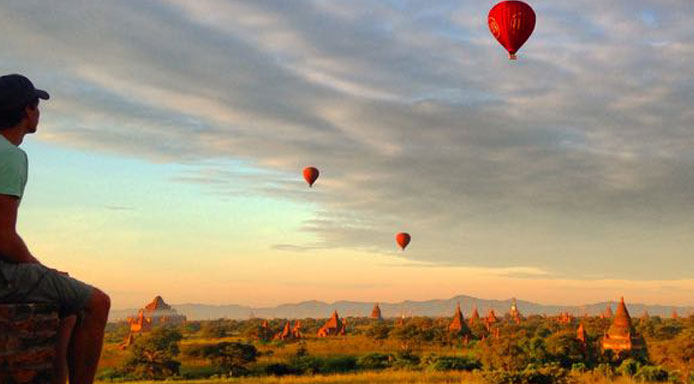 traveltomluchtballon