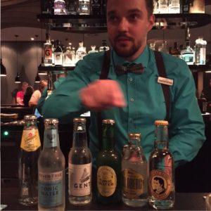 gin tonic motel one