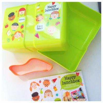 happy lunchbox