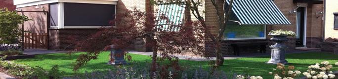 kunstgras garden