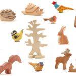 Ostheimer diertjes voor de herfst