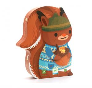 herfstpuzzel-eekhoorn-djeco