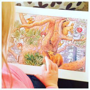 kabouterkinderen-lezen