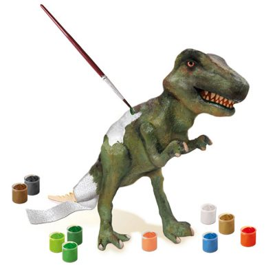 ses-grote-knutsel-schilder-t-rex