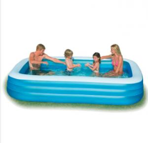 Zo staat je zwembad in een handomdraai hip hot blogazine for Klein opblaasbaar zwembad