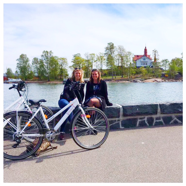 fietstocht helsinki