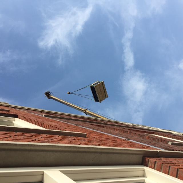 zonnepanelen leggen
