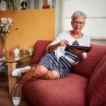 Het gemak van 'online' voor ouderen
