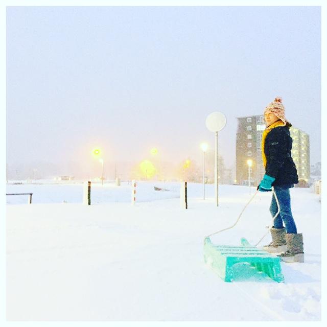 sneeuwspeelgoed