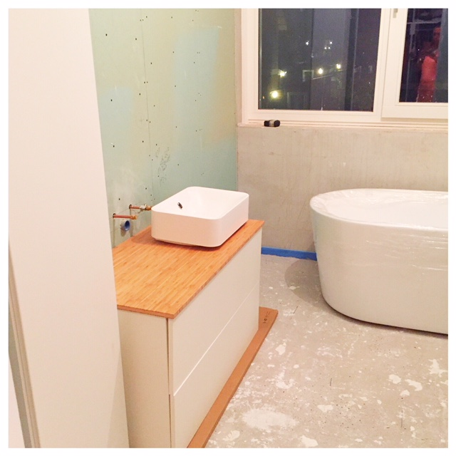 badkamer 2 mei 2018