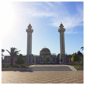 Op vakantie naar Tunesië paleisje