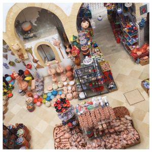 Op vakantie naar Tunesië winkeltje medina