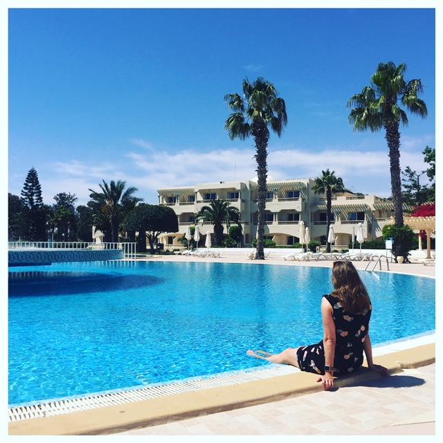 zwembad royal hotel hammamet