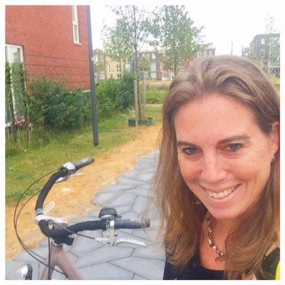 vertrek fietstocht